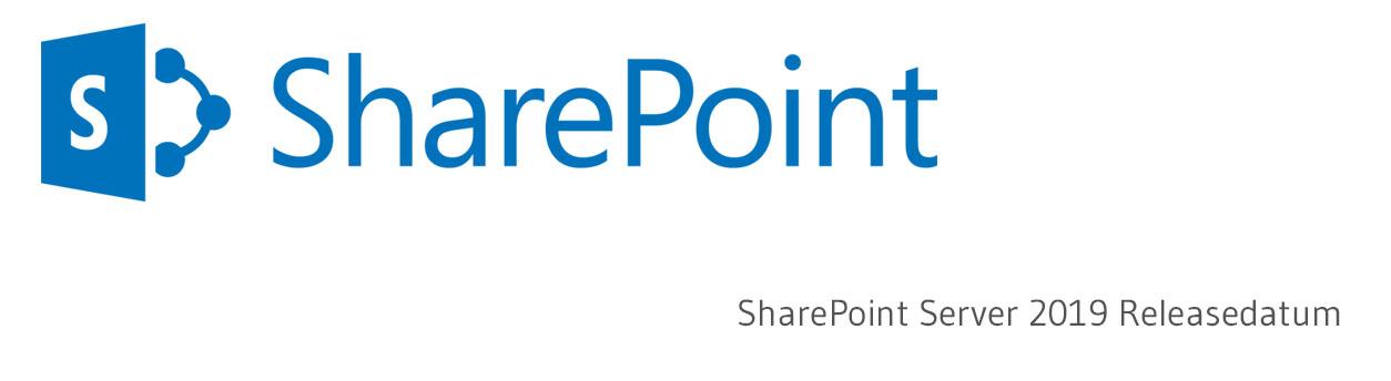 Microsoft verkündet Releasedatum von SharePoint Server 2019