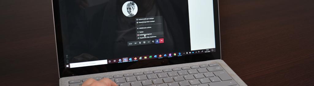 Microsoft Teams Besprechungen