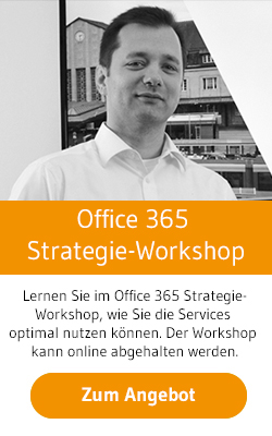 Office 365 Strategie Workshop