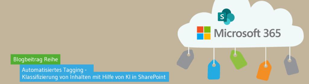 Automatisiertes Tagging KI SharePoint