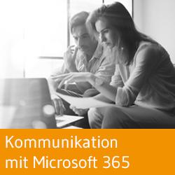Kommunikationskonzept Microsoft 365 Workshop